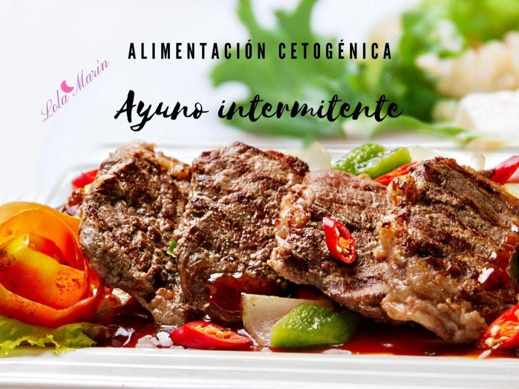 Ayuno intermitente y alimentación cetogénica