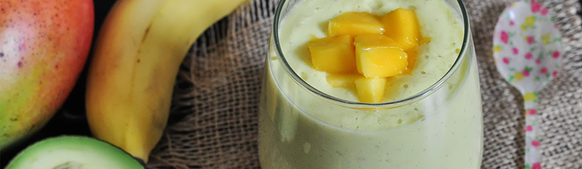 Receta Sunrise Smoothie