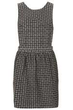 Pinafore Dress- TopShop, £46.00