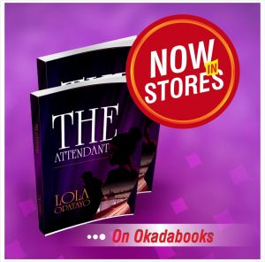 The Attendant Cover - Advert