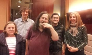 Las garrapiñadas de Stallman