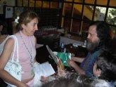 Con Stallman en Libremeeting 2007