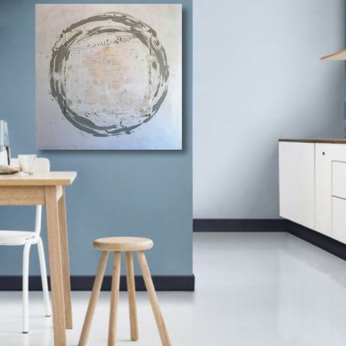 Cuadro moderno minimalista