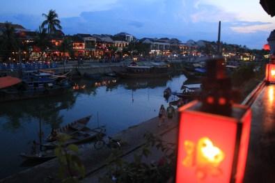 Hoi An at night, Vietnam