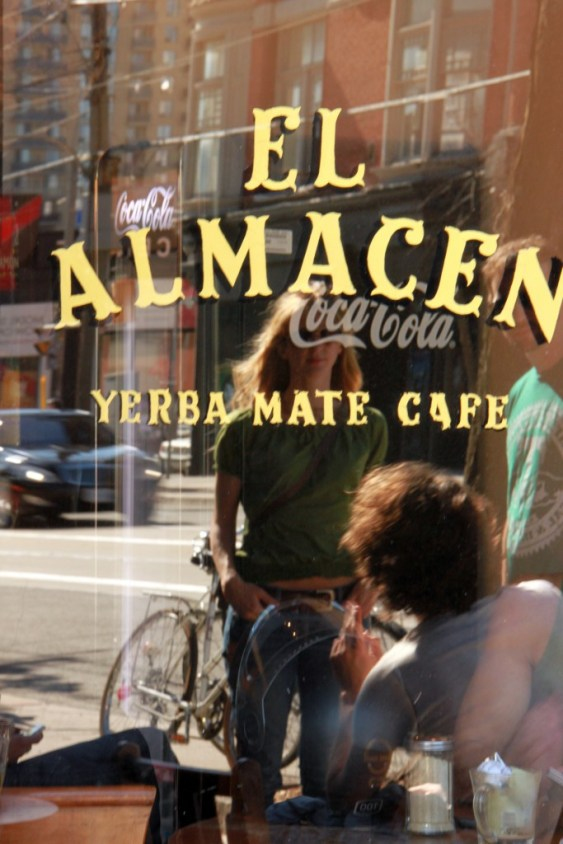 The meeting, Al Almacen, Toronto