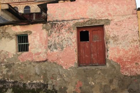 Old doors, Flores Guatemala