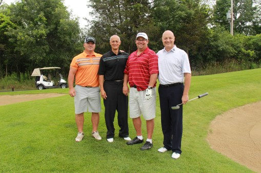 Jeff Whittel, Tim Anderson, Greg Seemungal, & Steve McCurdy