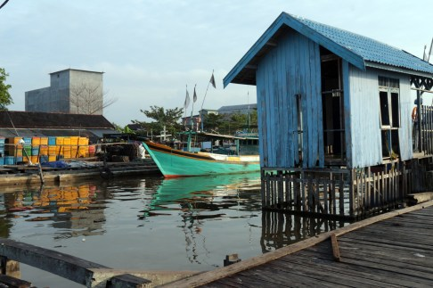 Pangkalan Buun Docks