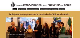 Web Embajadores Cádiz