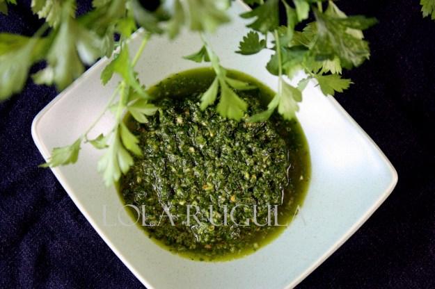 chimchurri sauce recipe lola rugula