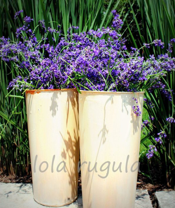 Lola Rugula & French Flower Pot Makeover | Lola Rugula