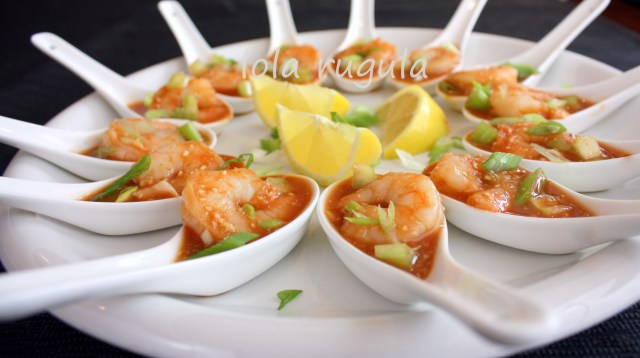 lola rugula how to make bloody mary shrimp