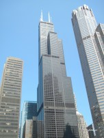willis tower, formerly sears and 311 south wacker building