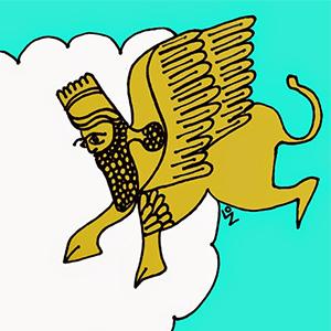 Los toros alados de Nínive