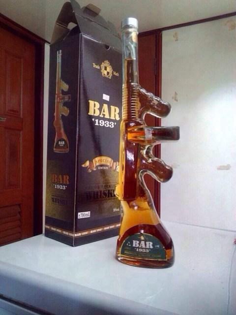 AK-47 bar