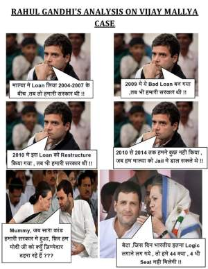 rahul analysis on mallya