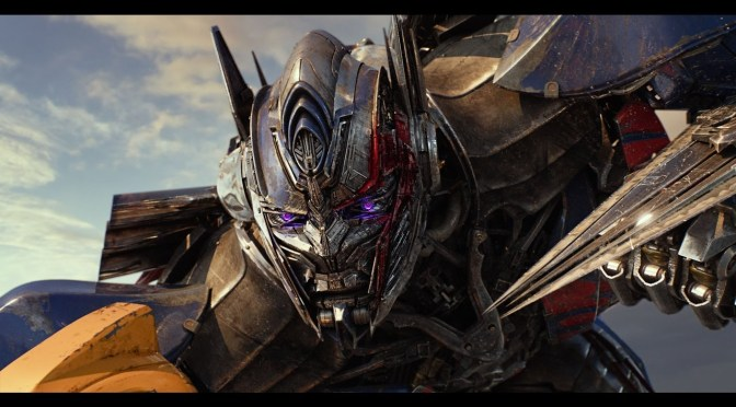 Drunken Movie Review: Transformers: The Last Knight