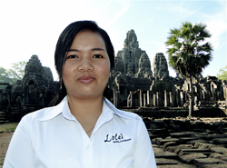 Travel Experts - Channy Oan - Operations Manager