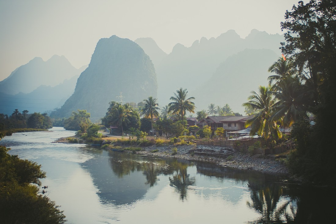 Laos - Unbeatable Late Afternoon