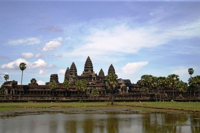 The Marvel that Remains Angkor