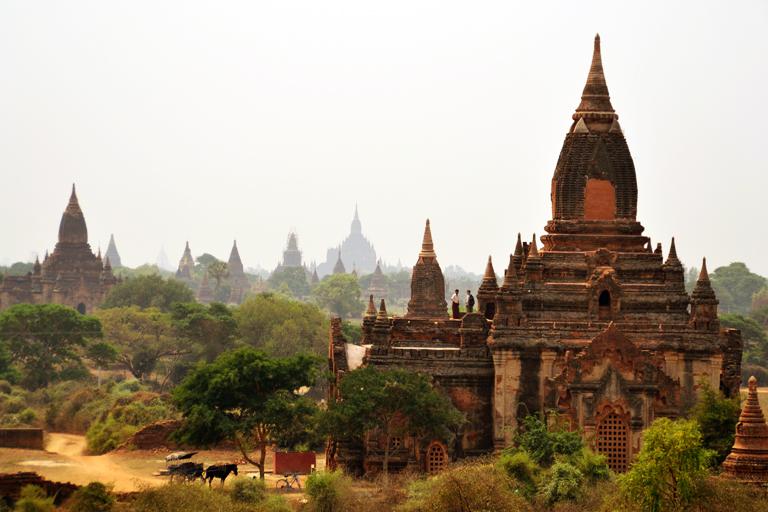 Myanmar - Temples of Bagan