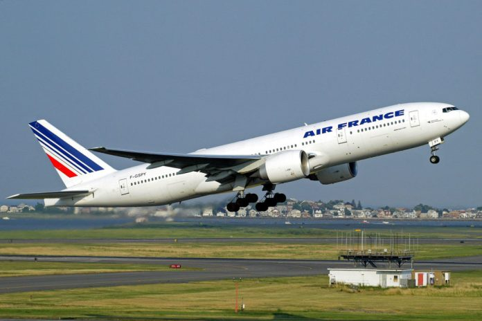 Air France - Quando ir a Paris