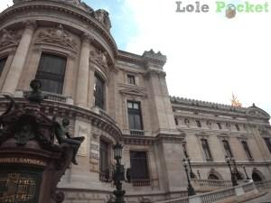 Fachada do Palais Garnier