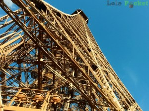 Torre Eiffel, chegamos!