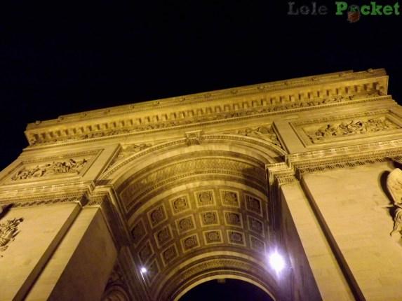 Relato & Dicas: Arco do Triunfo