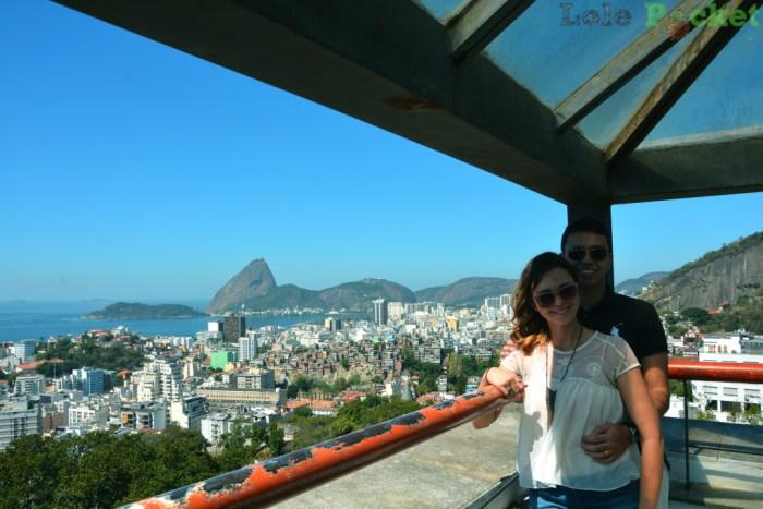 Mirante do Parque das Ruínas - Rio de Janeiro
