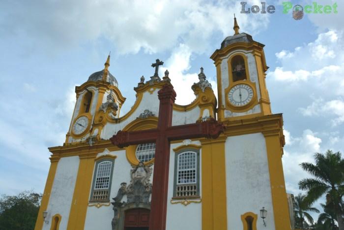 Igreja Matriz de Santo Antônio - Tiradentes