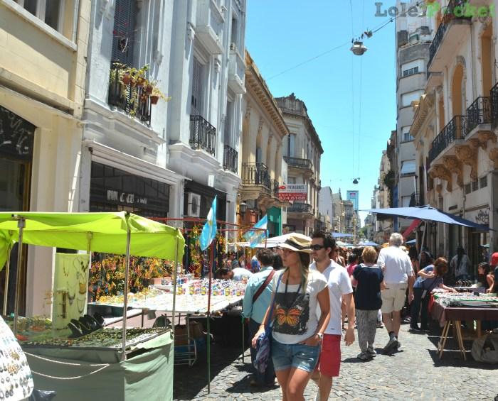 Feira da Calle Defensa - Buenos Aires
