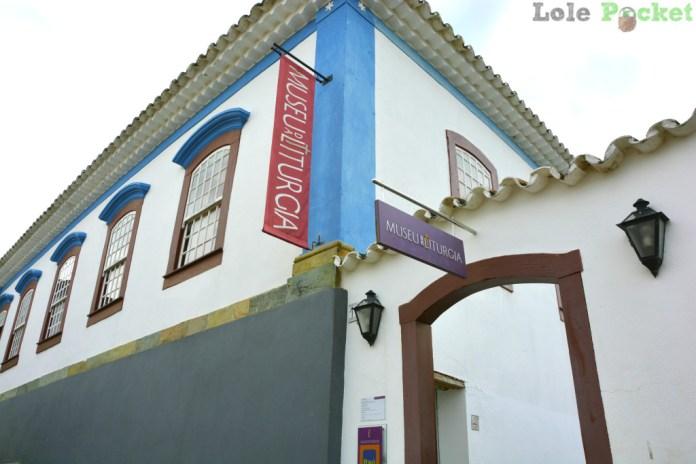 Museu da Liturgia - Tiradentes