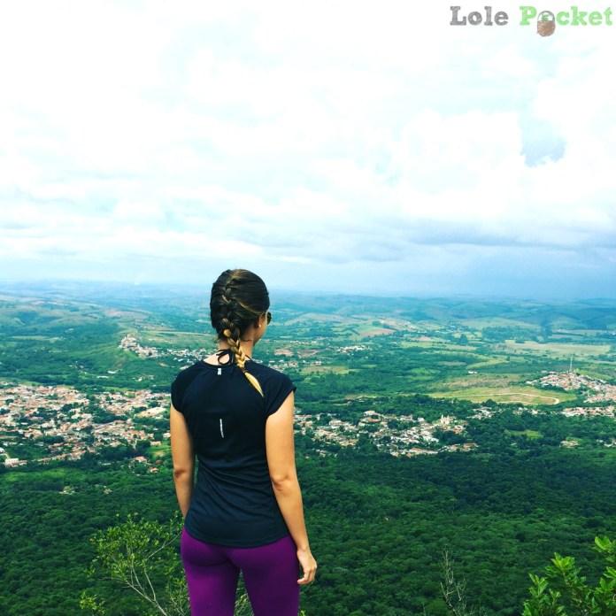 Serra de São José - Vista de Tiradentes