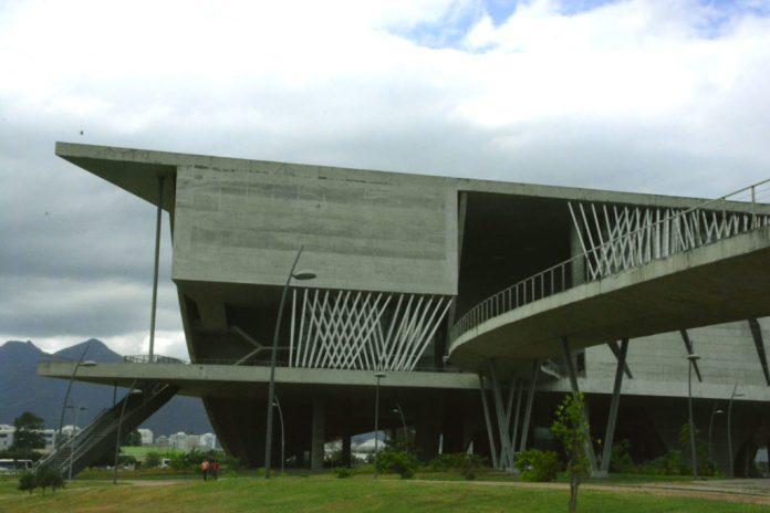 Cidade das Artes - Barra da Tijuca