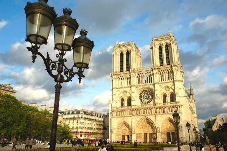 O que fazer em Paris de graça - Notre-Dame