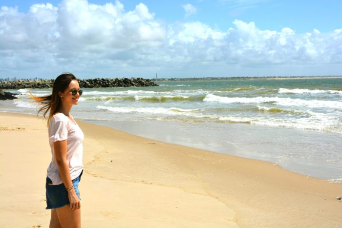 Praia - Orla da Atalaia - Aracaju