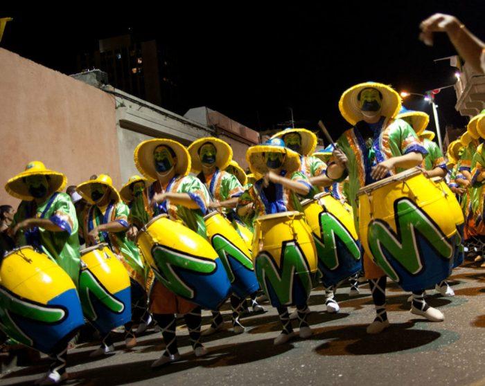 Desfile de Llamadas - Montevidéu