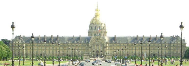 O que fazer em Paris de graça - Esplanade des Invalides