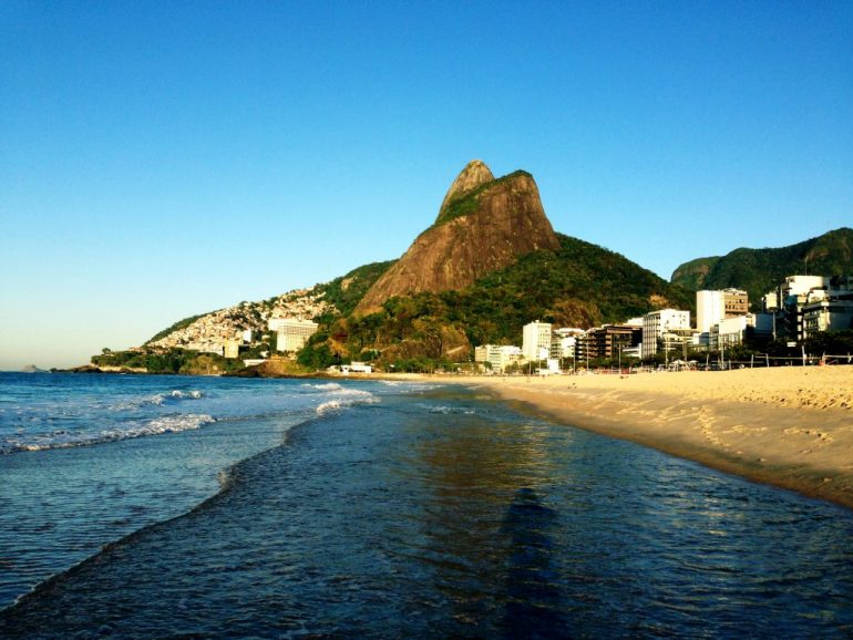 Praias do Rio de Janeiro - Leblon