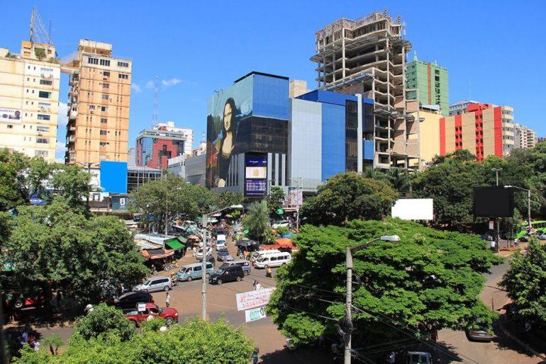 Ciudad del Este - Monalisa - Compras no Paraguai