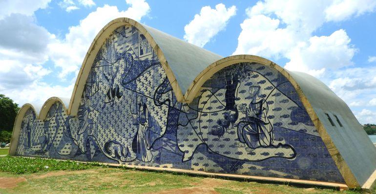 Igreja de São Francisco de Assis - O que fazer em Belo Horizonte