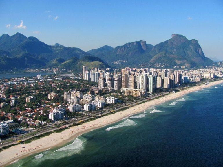 Praias do Rio de Janeiro - Barra da Tijuca