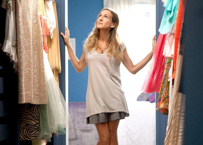 Carrie - closet - Como arrumar a mala