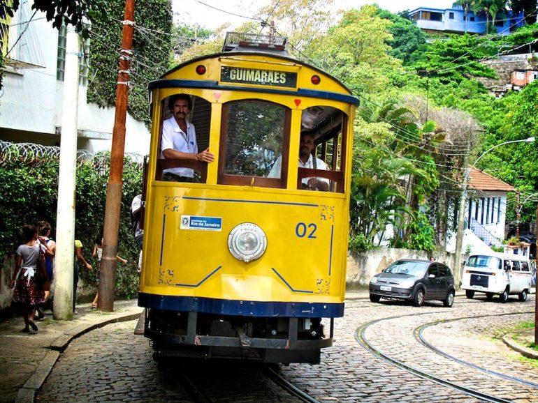 Rio de Janeiro - Bondinho de Santa Teresa