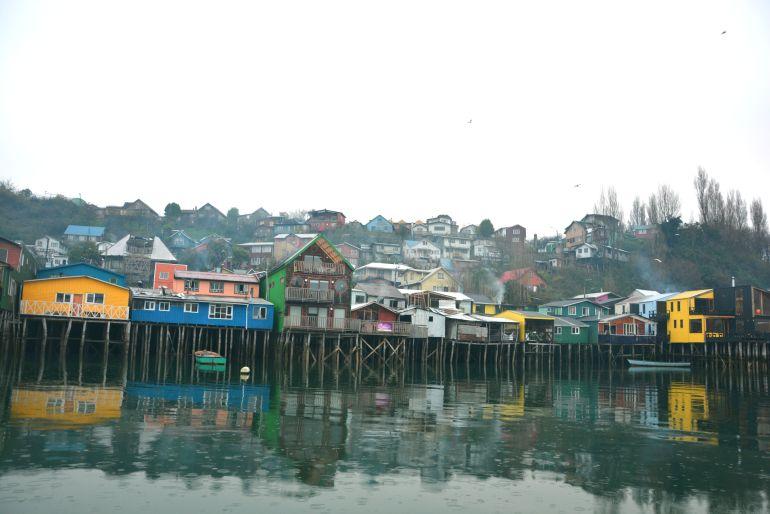 Chiloé - Palafitas