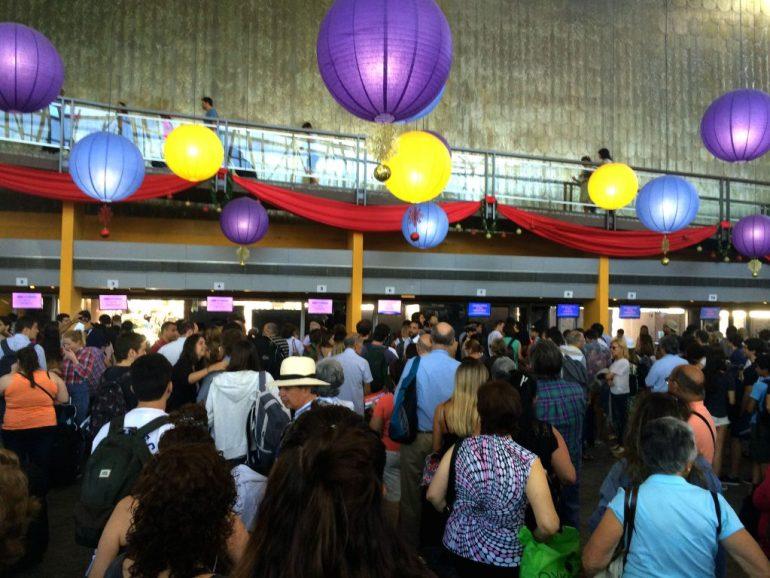 Terminal Buquebus Puerto Madero - Colonia