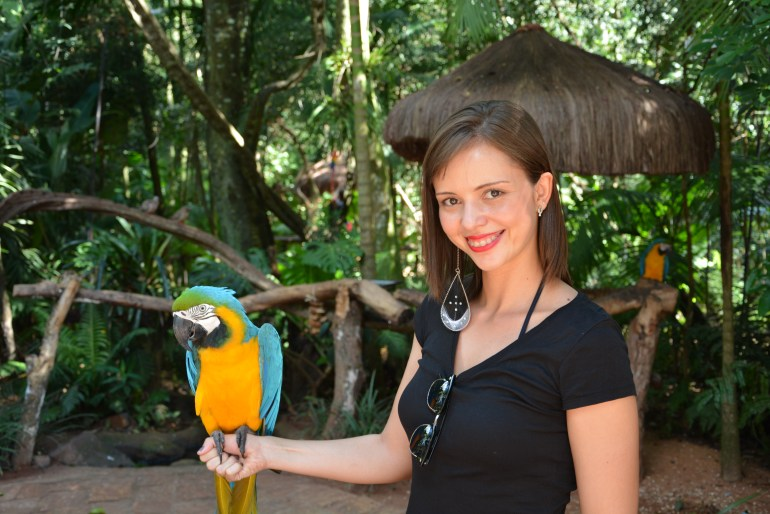 Parque das Aves - Arara