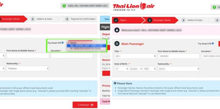 Passagens Low Cost Tailândia - Passo 3.3