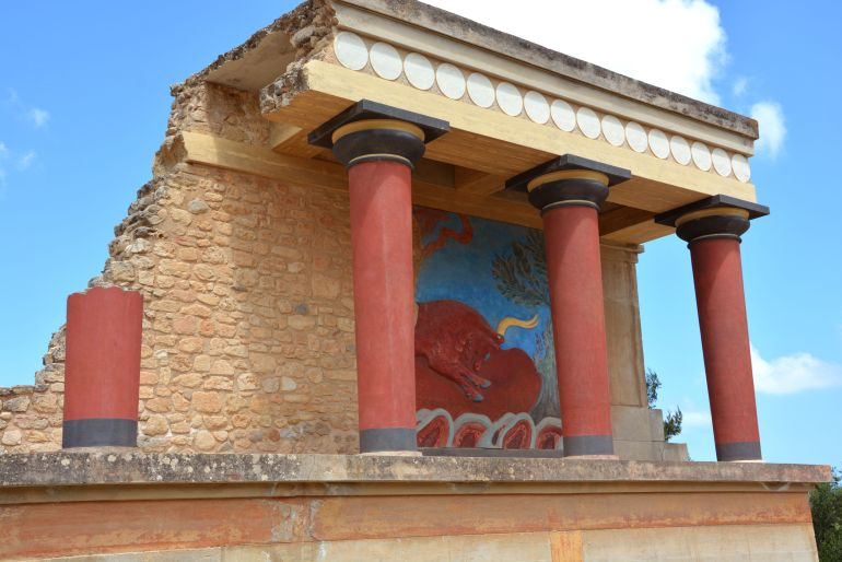 Creta - Knossos